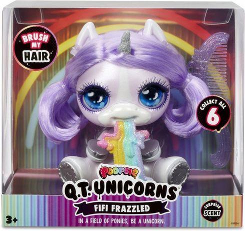 Игровой набор Единорог Пупси Poopsie Q. T. Unicorn W1 Fifi Fraxxled Фи