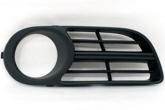 Дефлектор решетка бампера правая 6Y0853666F Skoda Fabia новая Чехия