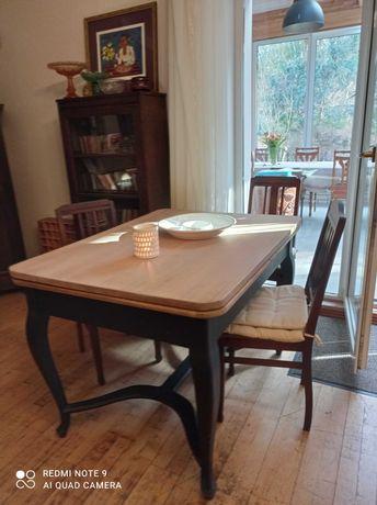 Stół dębowy-antyk