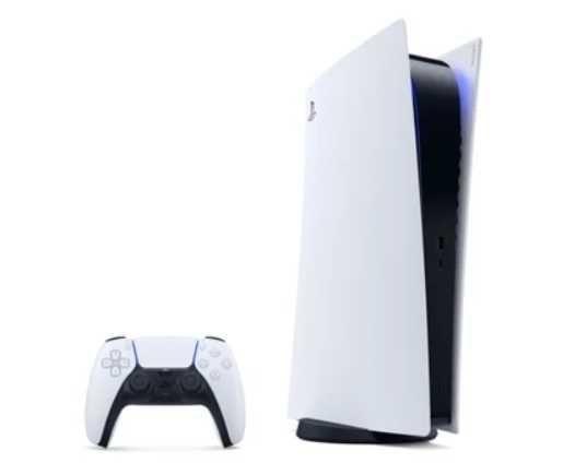 PS5 Edição Digital (825 GB) SELADA