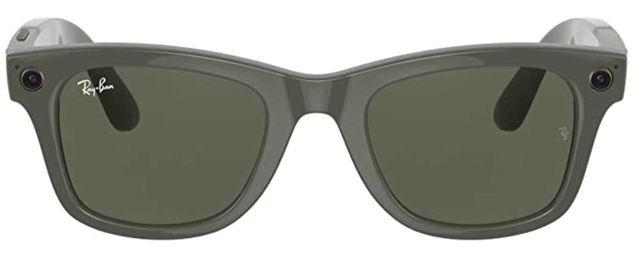 Ray-Ban Stories Wayfarer Smart Glasses 53 Millimeters