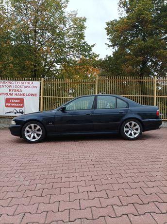 Alufelgi 17 firmy BBS BMW E39