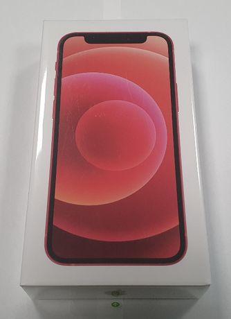 Iphone 12 Mini 256gb RED 5G zafoliowany FV23%
