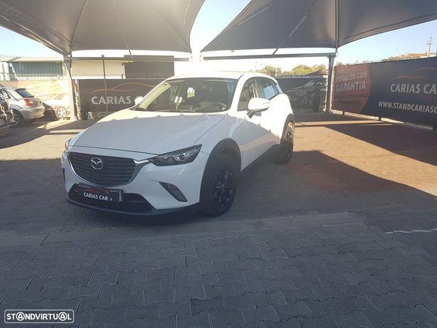 Mazda CX-3 1.6D Skyactiv Exclusive