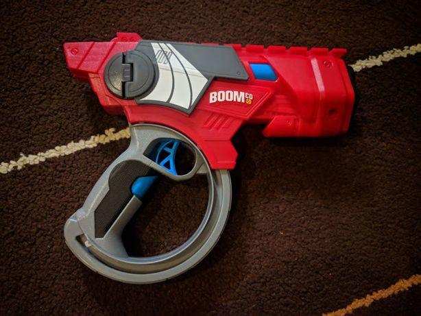 Pistola de brinquedo Boom
