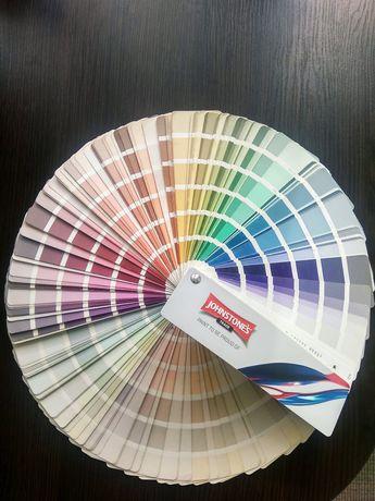Веер , Пантон, Цветная палитра NCS Natural Colour System 1900 цветов