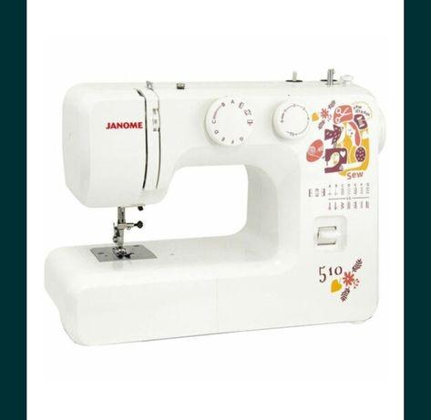 Швейная машинка Janome 510