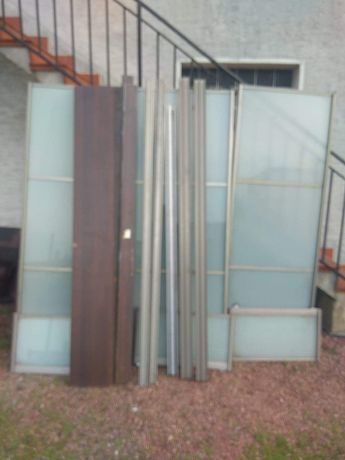 Drzwi przesuwne do zabudowy