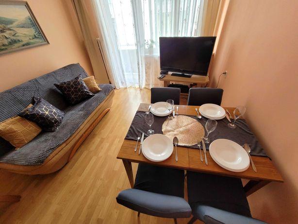 2pokojowy Apartament w Kołobrzegu przy Parku Teatralnym 10min od morza