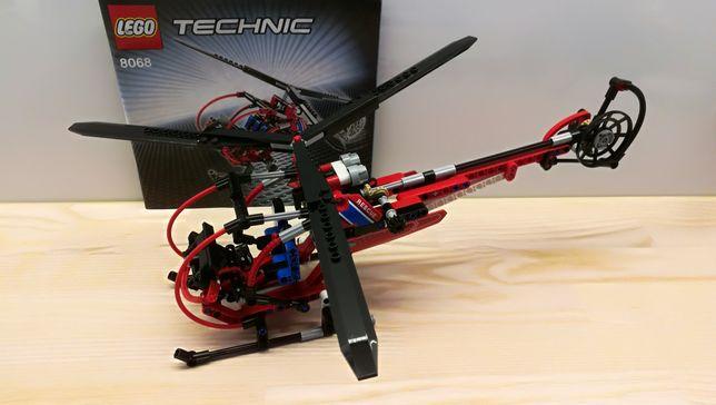 Lego technic 8068 helikopter ratunkowy