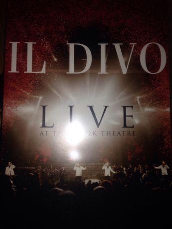 Dvd• IL DIVO-Live At the greek theatre.