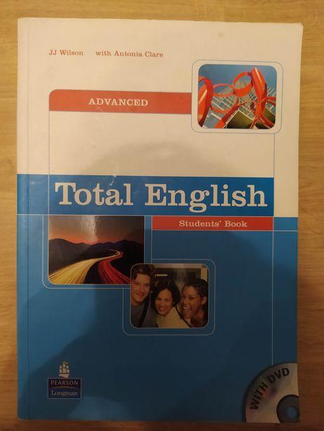 Total English Advanced / podręcznik do nauki języka angielskiego