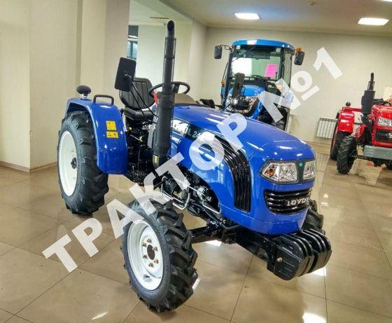 Міні трактор Foton Lovol 244 РЕВЕРС 8+8 Широкі колеса 2 роки гарантії