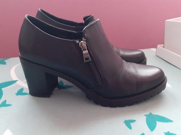 Półbuty, pantofle damskie r39