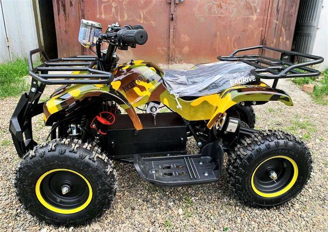 Детский электро-квадроцикл 1000 Вт XDrive