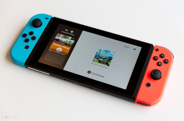 Nintendo Switch - Excelente estado