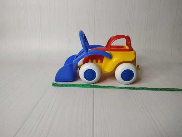 Трактор в песочницу Viking Toys.