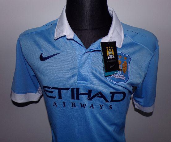 Nike Manchester City roz L NOWA koszulka piłkarska
