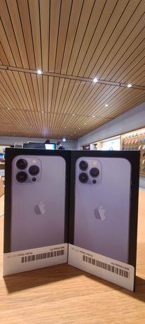 Новый телефон Iphone 13 Pro max sierra Blue 256G