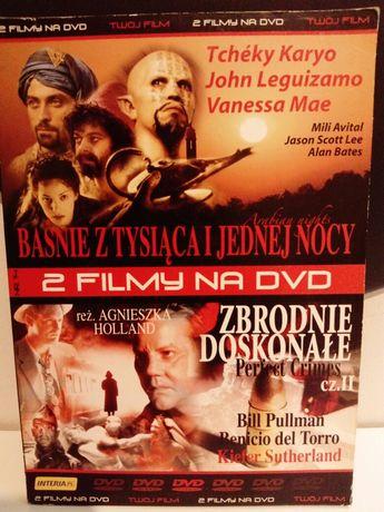 Filmy Baśnie z Tysiąca i Jednej Nocy Zbrodnie Doskonałe cz.II DVD