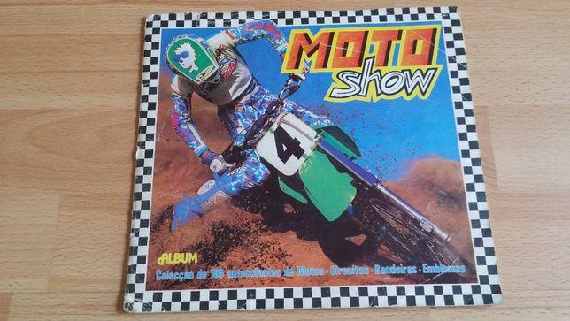 Caderneta de motos (Moto show)