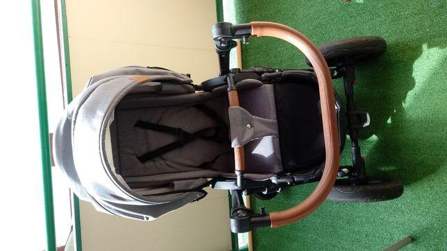 Wózek Bexa Ultra U6 4w1 z Bazą!
