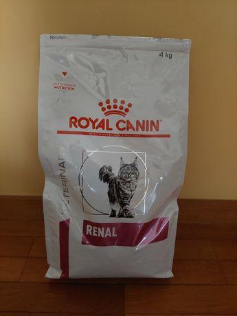 Royal Canin renal gato 4kg