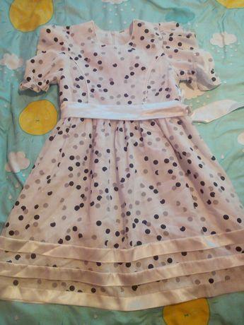Nowa sukienka 122-128