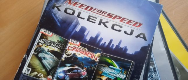 Need for Speed kolekcja wydanie specjalne