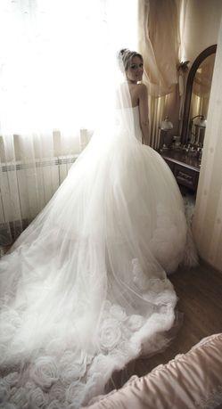 Свадебное платье Rozabella. Оригинал