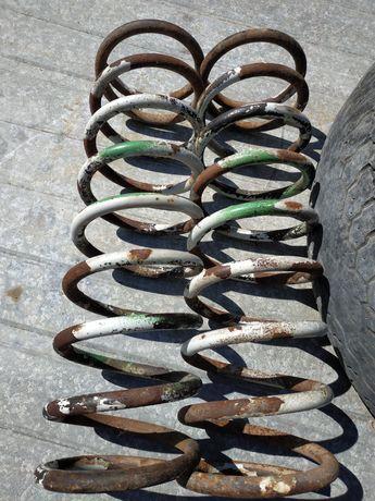 Пружины с 2106 задние оригинал