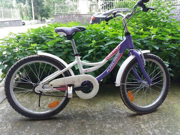 Велосипед Cross Nelly диаметр колес 20