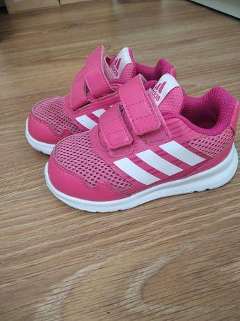 buciki Adidas Tensaur Run różowe r. 22
