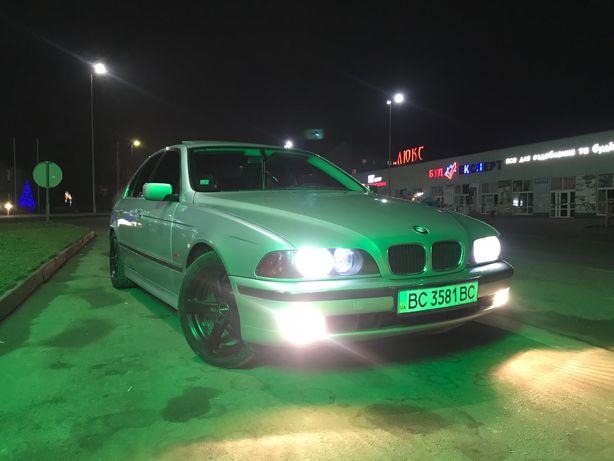 Бмв BMW 528i bumer