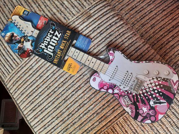 Детская гитара Paper Jamz