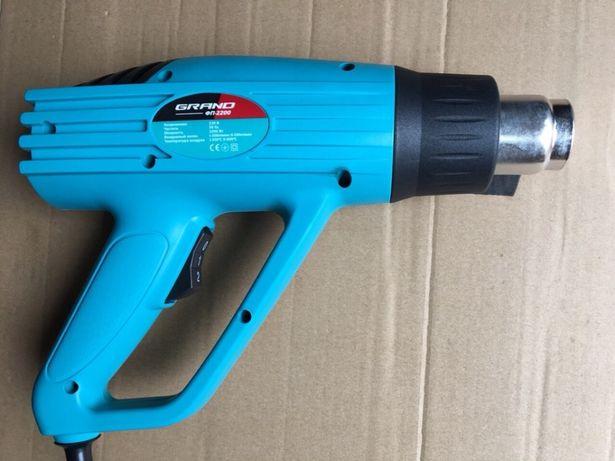 Фен промышленный GRAND ФП-2200Вт, Новый! Фен строительный