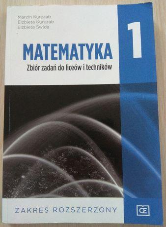 Matematyka 1 Zbiór zadań do liceów i techników zakres rozszerzony