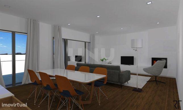 Apartamento T4 em construção Condeixa-a-Nova