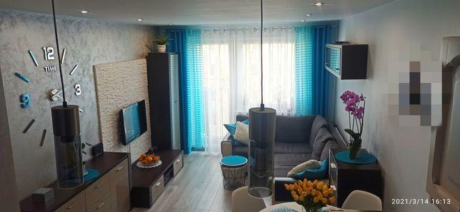 Mieszkanie 45m2,  3 pokoje, umeblowane