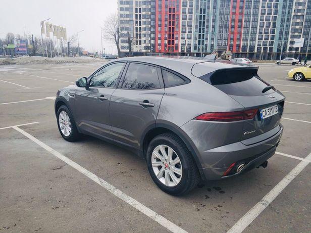 Jaguar E-pace, 2.0AT(250 к.с) AWD 2018