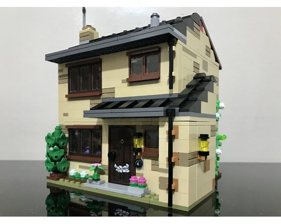 Lego Privet Drive Completo