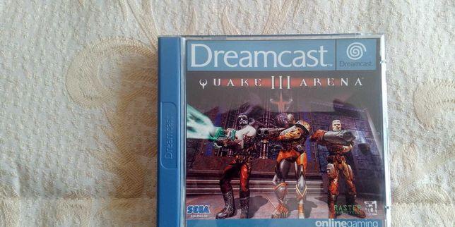 Quake III Arena p/Dreamcast