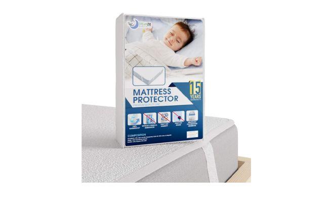 Protetor colchão berço Impermeável e Transpirável 15 anos garantia