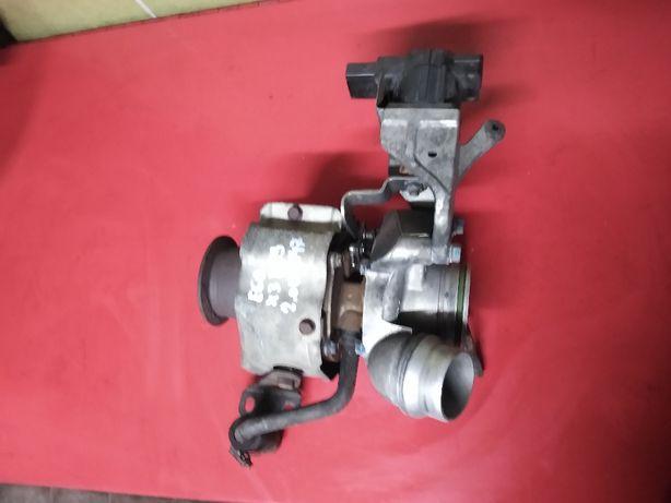 BMW E60 E61 520D X3 E83 2.0D 177KM turbo turbina turbosprezarka