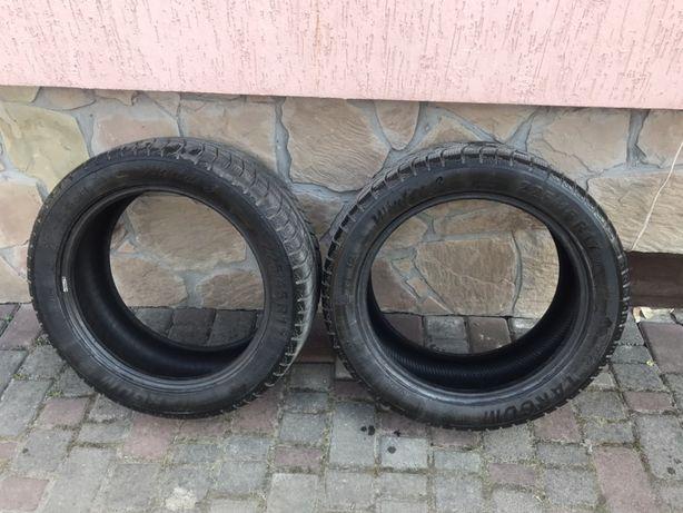 Резина зимова ідельний стан R17 225/45