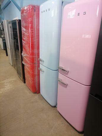 Холодильник Smeg FAB32RAZN1(ретро стиль)Выбор.Цвета.Гарантия.