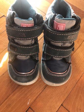 Чобітки кеди ботинки puma adidas 21р