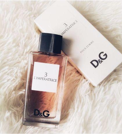 Женская туалетная вода Dolce & Gabbana 3 L`Imperatrice 100мл