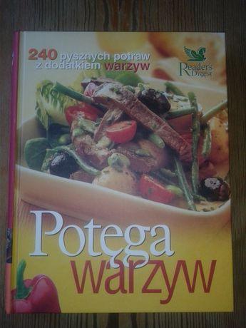 książka kucharska - Potrawy z dodatkiem warzyw