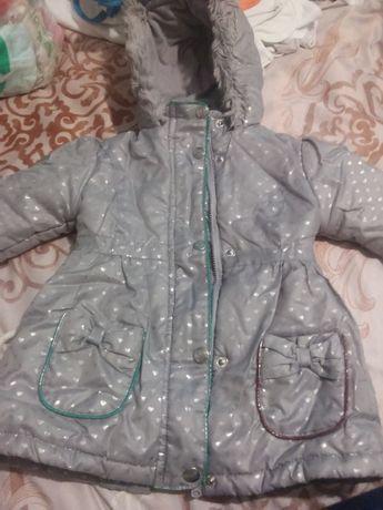 kurtki dla dziewczynki 86-92